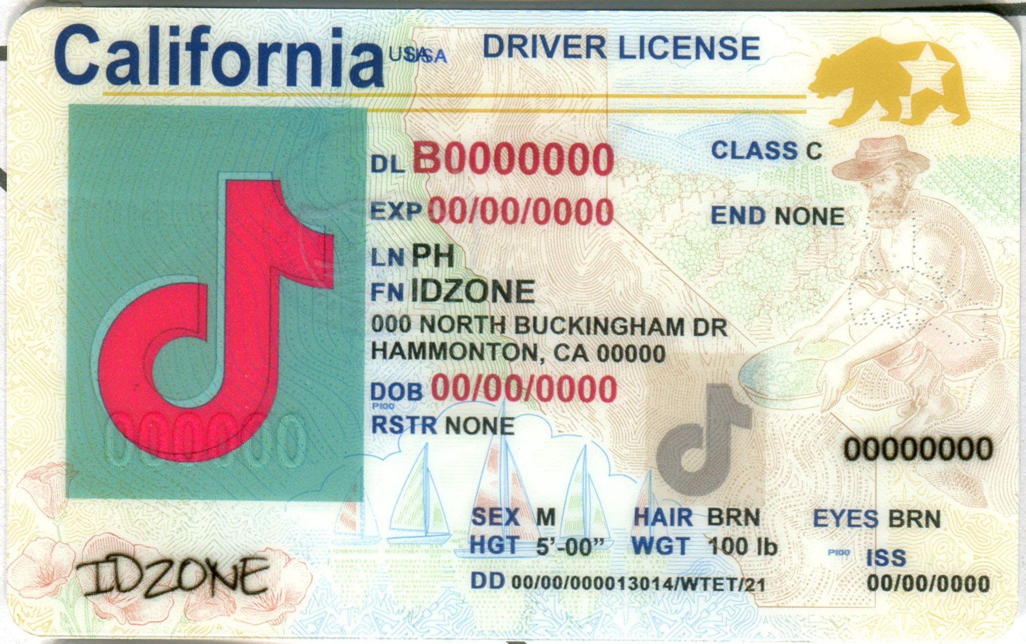 CALIFORINA-New buy fake id
