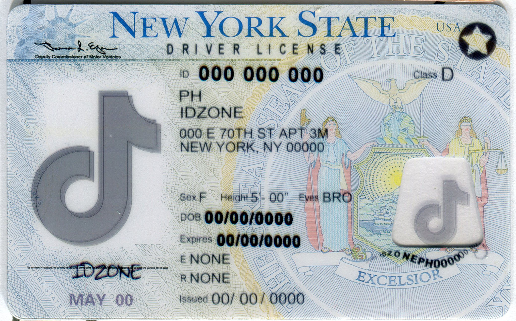 NEW YORK buy fake id