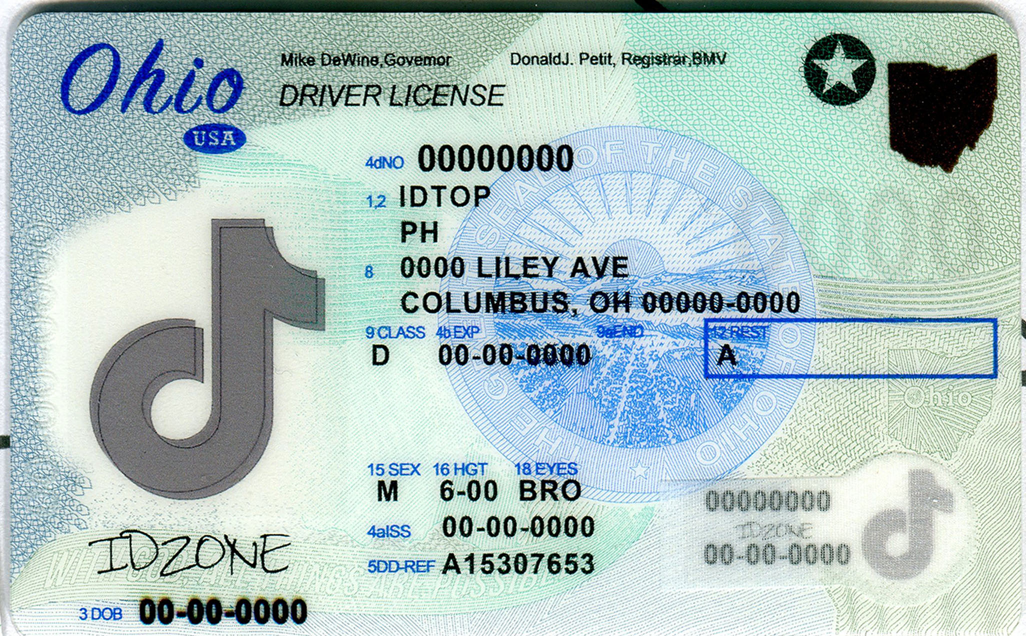 OHIO-New buy fake id