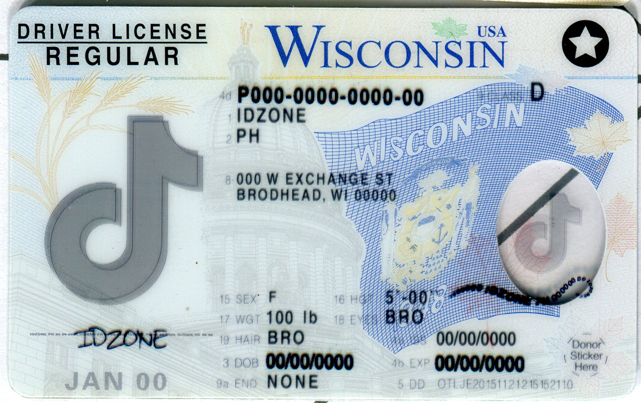 WISCONSIN-NEW fake id